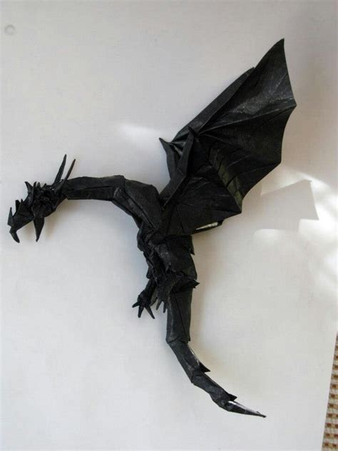Origami Dragons - 17 best images about origami mythical creatures on