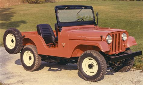 Jeep Cj History Jeep A Brief History Automotive Content Experience
