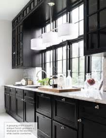 black and white kitchen cabinets pictures best 25 black kitchen cabinets ideas on pinterest navy