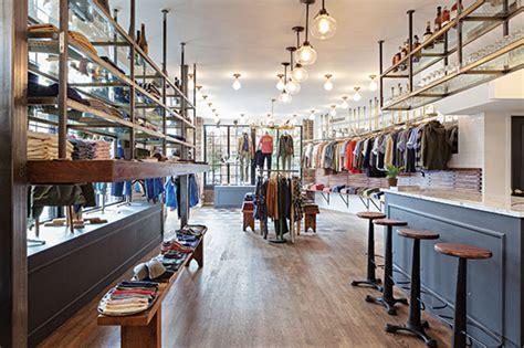 york city store opening gant rugger  todd snyder