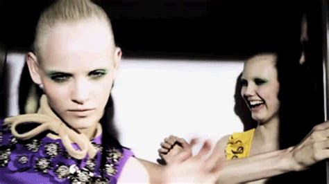 Miu Mius Aw0607 Advertising Caign by Fashion Gif Find On Giphy