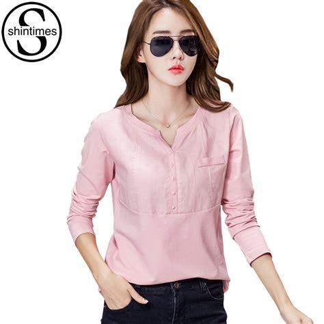 aliexpress buy shintimes chemise femme womens
