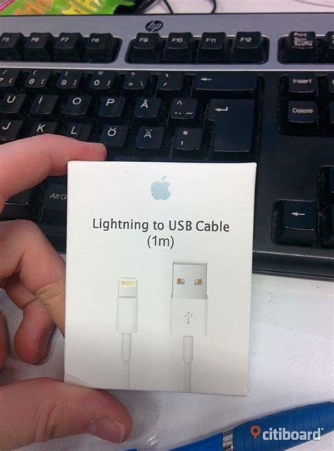 Rock Kabel Usb Apple Lightning 1m Iphone Ipod Hitam apple usb kabel lightning 1m v 228 ster 229 s citiboard