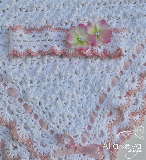 fluffy clouds crochet baby blanket pattern for babies
