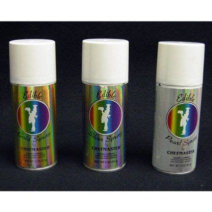 spray painter certification chefmaster edible spray one 2 ounce can