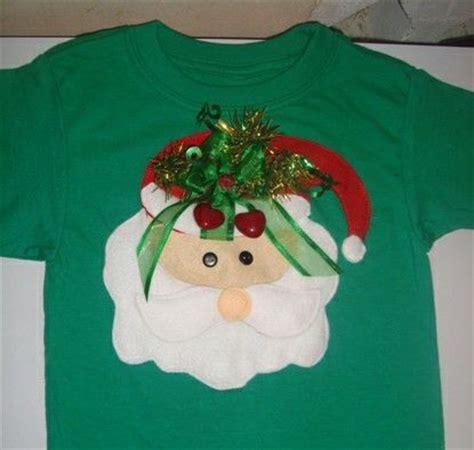 imagenes para decorar camisetas de navidad camisetas decoradas evelyn comfang pinterest navidad