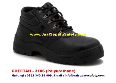 Sepatu Boot Karet Malang safety shoes cheetah 3106 semi boot harga pabrik bersaing