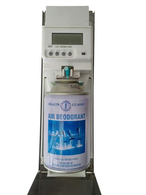 stainless steel digital aerosol dispenser