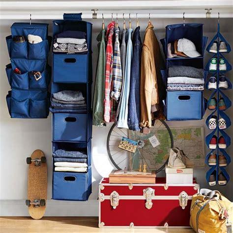 rotating hanging closet storage pbteen