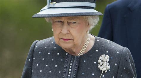 film queen elizabeth ii uncovered film shows queen elizabeth ii rehearsing nazi