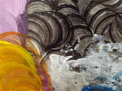 fine art abstract painting acrylic painting  art