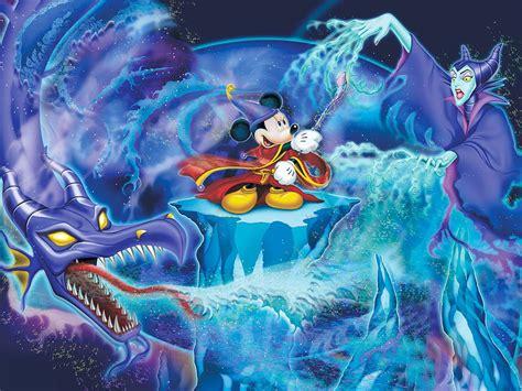 mickey mouse cartoons battle  evil fine art walt disney desktop hd wallpaper full screen