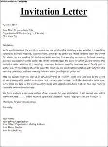 Business Letters Glossary free business invitation letters example 171 free business