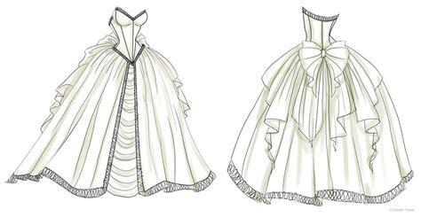how to design a dress wedding dress design 1 by noflutter on deviantart