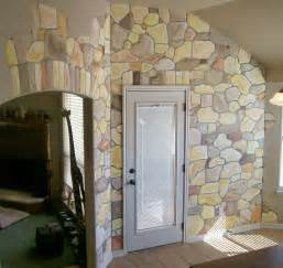 Wall Murals wall mural ideas stone pattern by homecaprice com