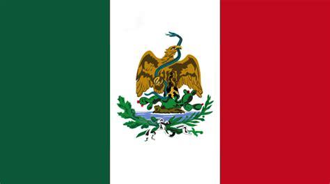 imagenes de las banderas historicas de mexico evoluci 243 n hist 243 rica de la bandera mexicana inside mexico