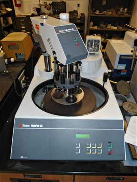 thin section machine saint mary s university geology current students