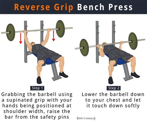 bench press benefits reverse grip bench press how to do muscles worked other