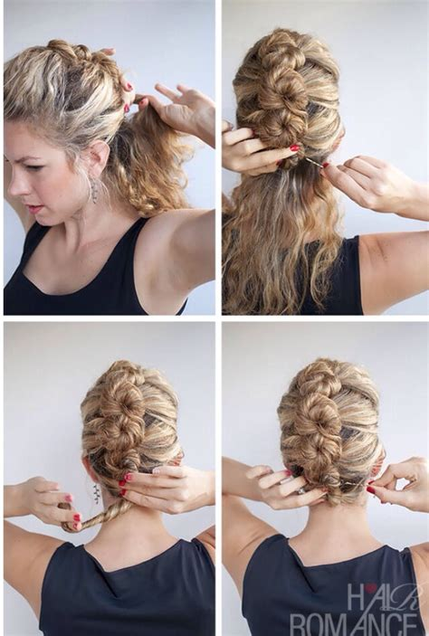 rachel hair styling step by step hair style step by step musely