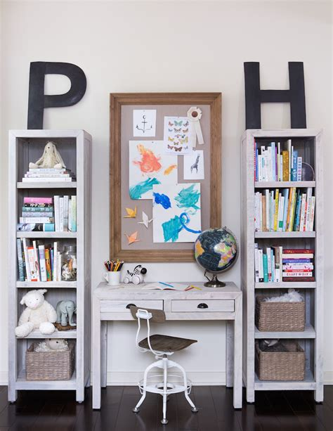 16 nursery wall bookshelves to make your children