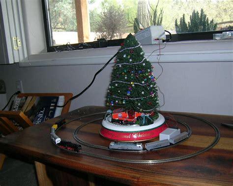 Tree Set Go Around Tree - that the tree o railroading on
