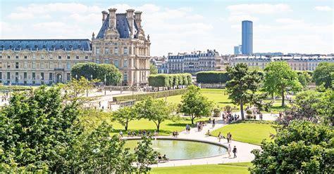 giardini della tuileries audioguida palazzo louvre tuileries it mywowo