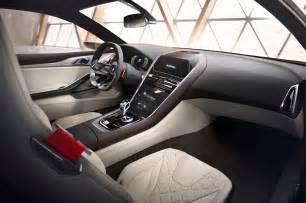 new car interior cost 2018 bmw concept 8 series interior 02 motor trend