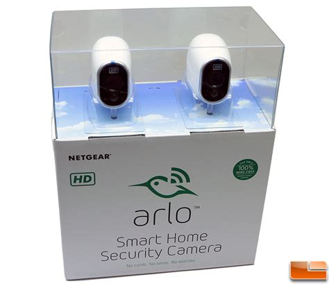 netgear arlo smart home security kit review legit