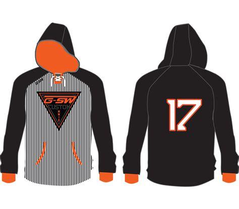 hoodie jersey design sublimated hoodies gitch sportswear