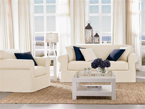 White Sofa And Loveseat Slipcover Sets Brokeasshome Com