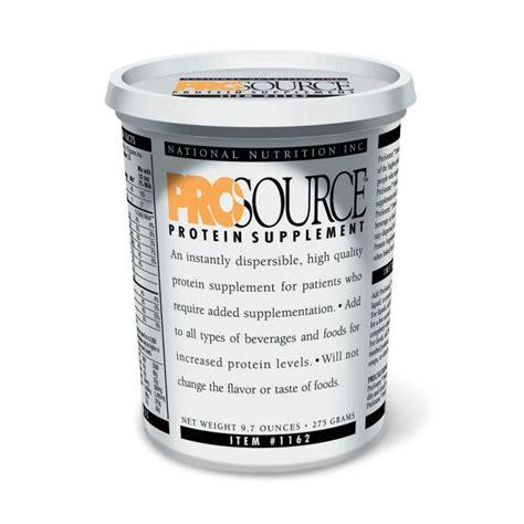 g supplements prosource powder protein nutritional supplement 7 5 g