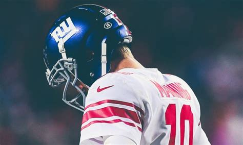 eli manning benched eli manning benched for geno smith is this the end of an