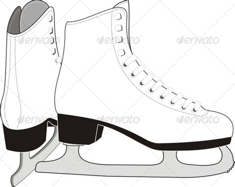 ice skates powerpoint templates ledy s ice skates graphicriver