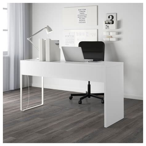 Micke Desk White 142x50 Cm Ikea Ikea Desk White