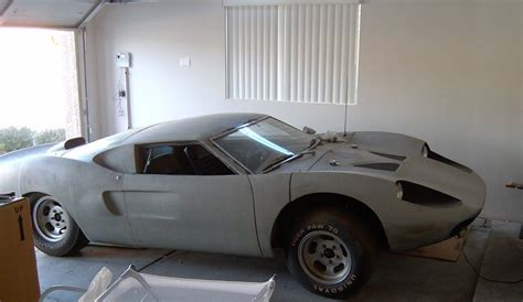 Ford Gt Kit Car by Avenger Gt Fiberfab Late 1960s Ford Gt Kit Car Vw Corvair