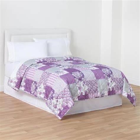 Best Synthetic Comforter by Lightweight Bedding Quilt Floral Print Synthetic Woven