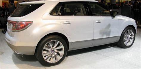 Saab 9 3 Biopower Hybrid Concept Car Shiny Shiny by Saab 9 4x Biopower Concept 2008 Detroit Auto Show