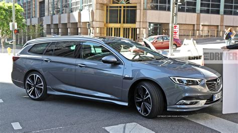 buick opel wagon 2018 buick regal sedan and wagon spied review