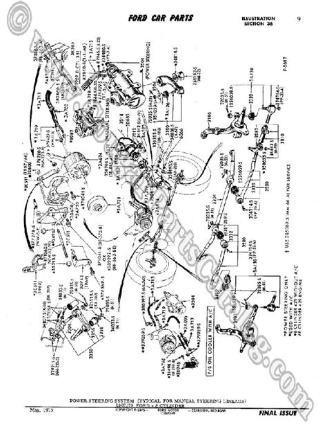 car service manuals pdf 1968 mercury cougar security system power steering mpc illustration free download 1967 1970 mercury cougar 90010 at west