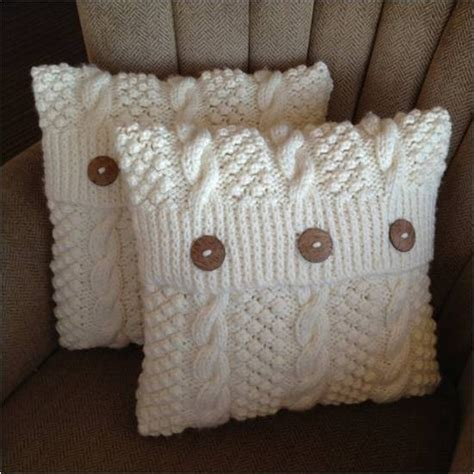 knitted pillow cover pattern free 100 ideas to try about stiching sewing