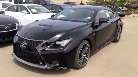 lexus rc f matte black new black on red 2015 lexus rc f review lexus of