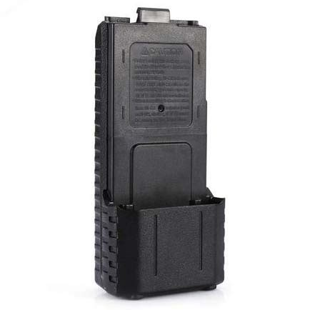 Taffware Walkie Talkie Battery Charger For Baofeng Bf Uv 5r taffware walkie talkie battery 6xaaa for baofeng black jakartanotebook