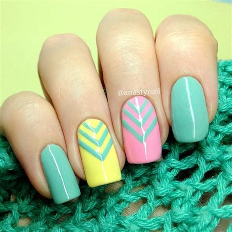 trendy nail paint designs to try in this summer season