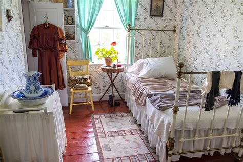 anne of green gables bedroom on the trail of anne of green gables in prince edward island on the luce travel blog