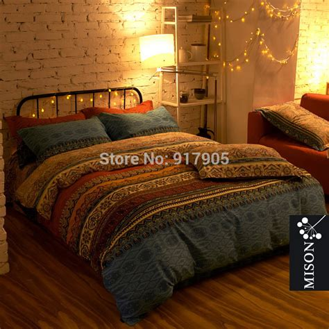 Comforter Sets Boho Fashion Bohemian Comforter Bedding Sets Luxury Boho