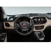 Fiat Revela Nova Dobl&242 2015 Na Vers&227o De Passageiros Para A Europa