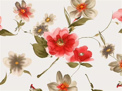 flower pattern painting floral illustrations design floral patterns flower