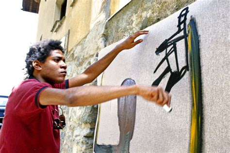 biography of the artist the life of jean michel basquiat a biography