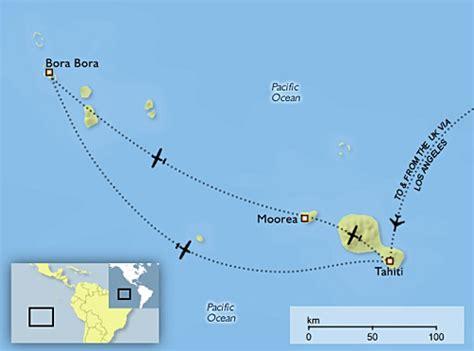 french polynesia tahiti  bora bora airfares bartla