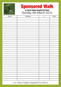 Sponsor Sign Up Sheet Template by Search Results For 5k Sign In Sheet Template Calendar 2015